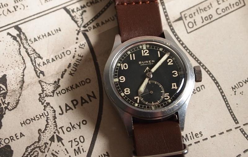Часы времен второй мировой