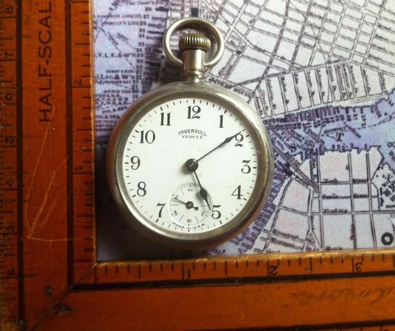 Часы, которые сделали доллар известным