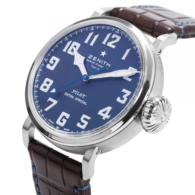 Zenith - Pilot Type 20 Extra Special Blue