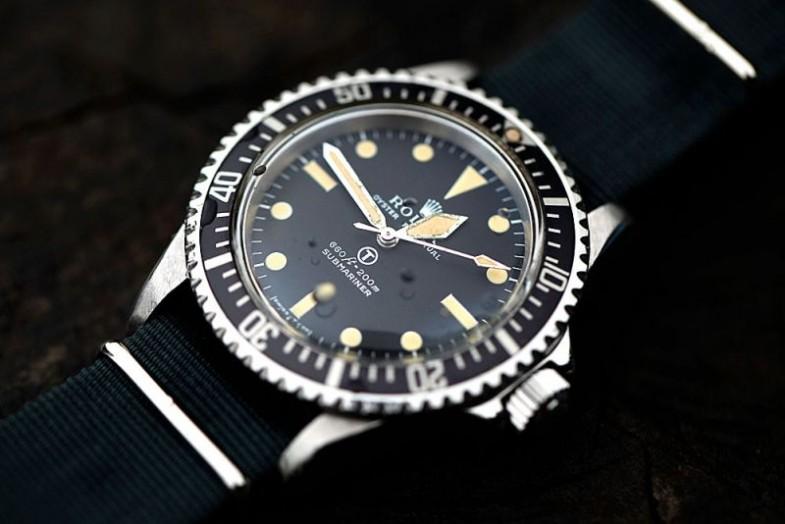 Rolex Milsub 06