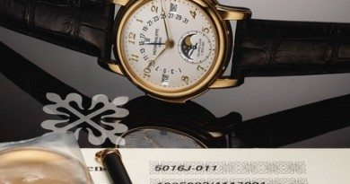 PATEK PHILIPPE REF. 5016 TOURBILLON MINUTE REPEATER PERPETUAL