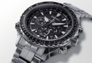 Seiko — Prospex Radio Sync Solar World Time Chronograph