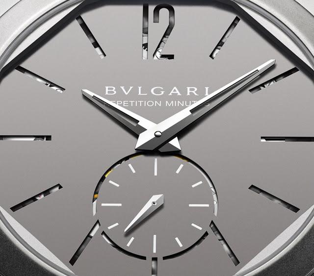 Bulgari - Octo Finissimo Minute Repeater