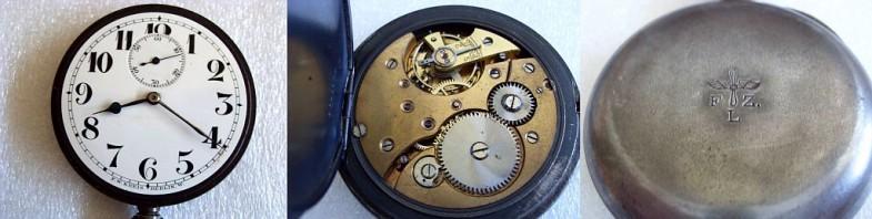 Часы немецких пилотов