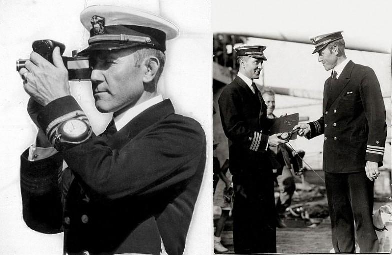 молодой лейтенант по имени Филипп ван Хорн Вимс.