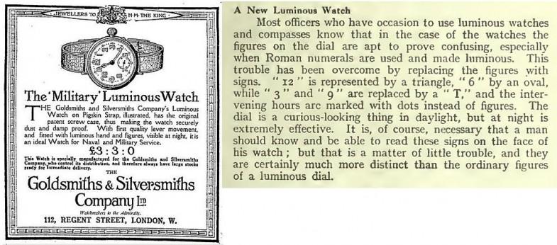 нанести светомассу на свои часы