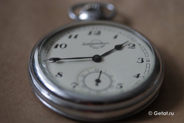 карманные часы ЗЧЗ Златоуст