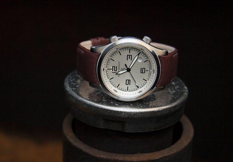 Elliot Brown - часы из Британии
