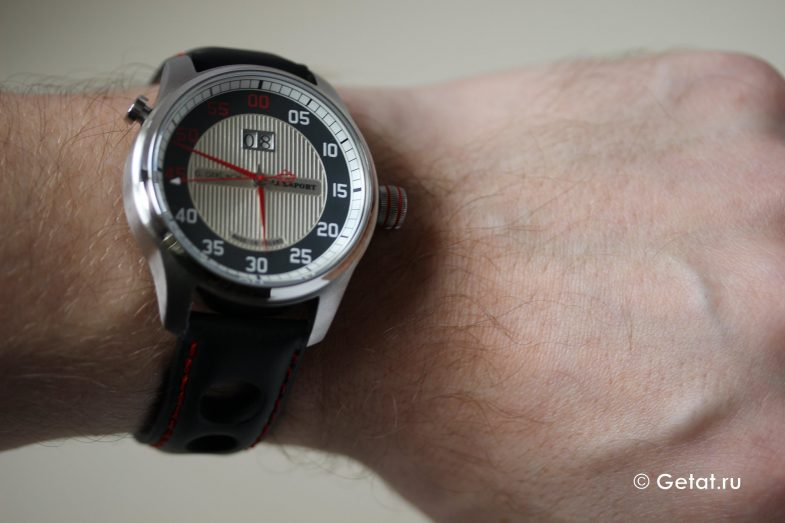 Gerlach Обзор часов Lux Sport