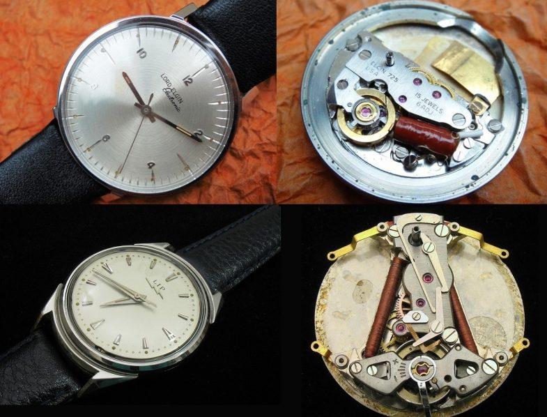 История наручных камертонных часов