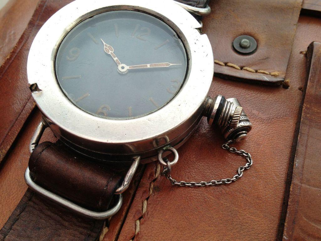 Наручные часы TCM Trekking Watch: метеостанция на