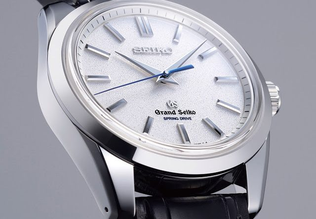 Grand Seiko - Spring Drive 8 Day Power Reserve