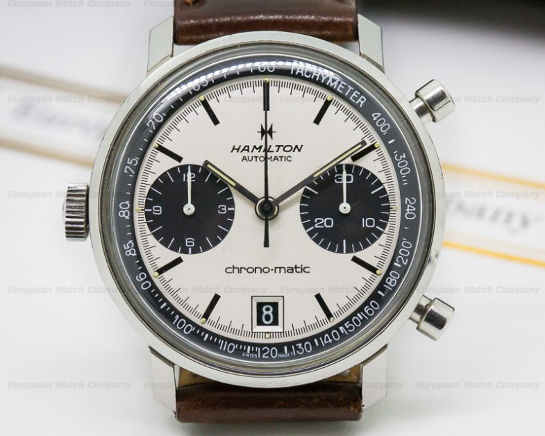 1969 Hamilton Chrono-Matic