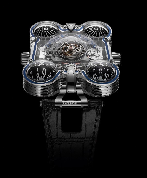 MB&F Horological Machine No. 6 SV