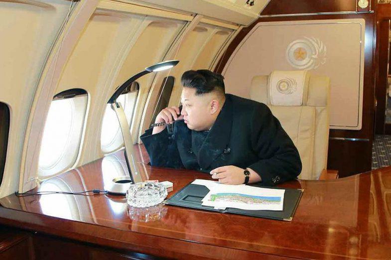 Ким Чен Ын часы