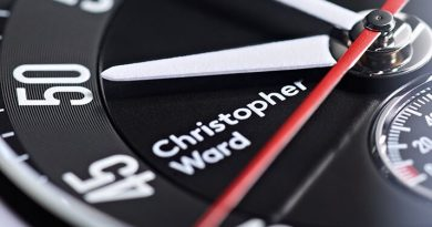 Christopher Ward C9 DB4 '1 VEV' Limited Edition