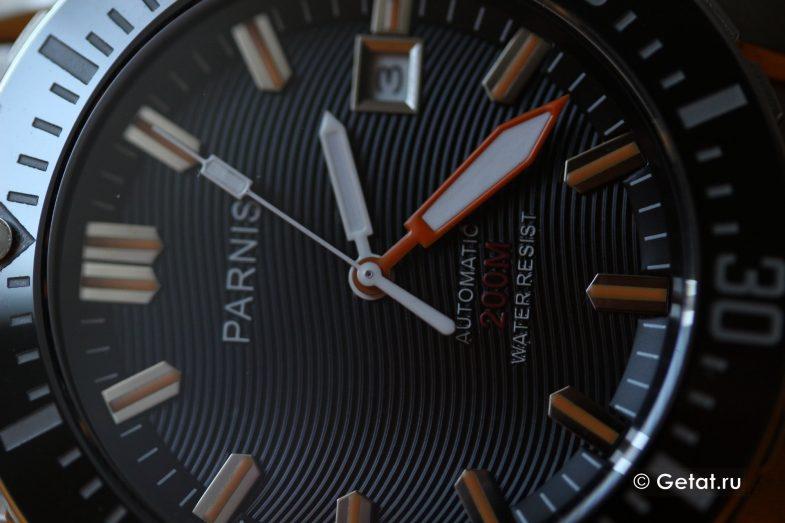 Обзор часов Parnis