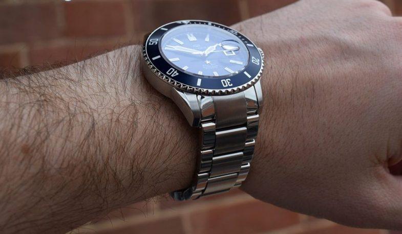 Sea-Gull Ocean Star 200M Automatic Dive Watch