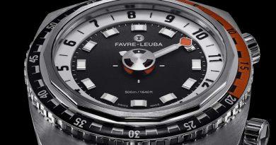 Favre-Leuba - Raider Harpoon