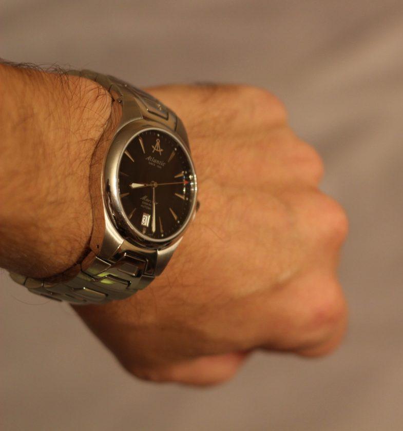 часы атлантик
