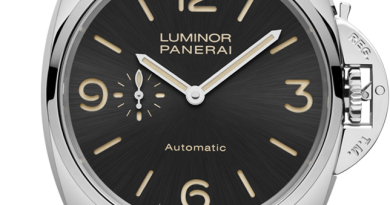 Panerai Luminor стали на 40% тоньше