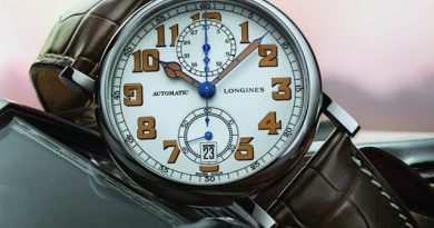 Longines - Avigation Watch Type A-7 1935
