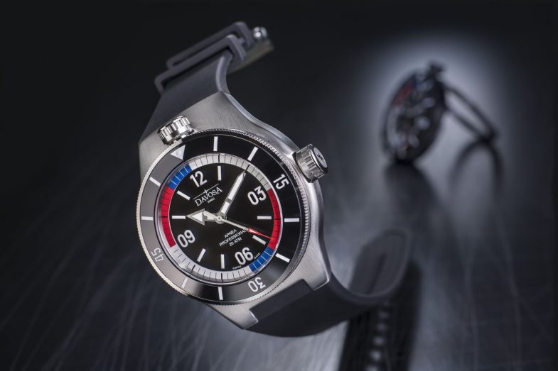 Часы для фридайверов от Davosa