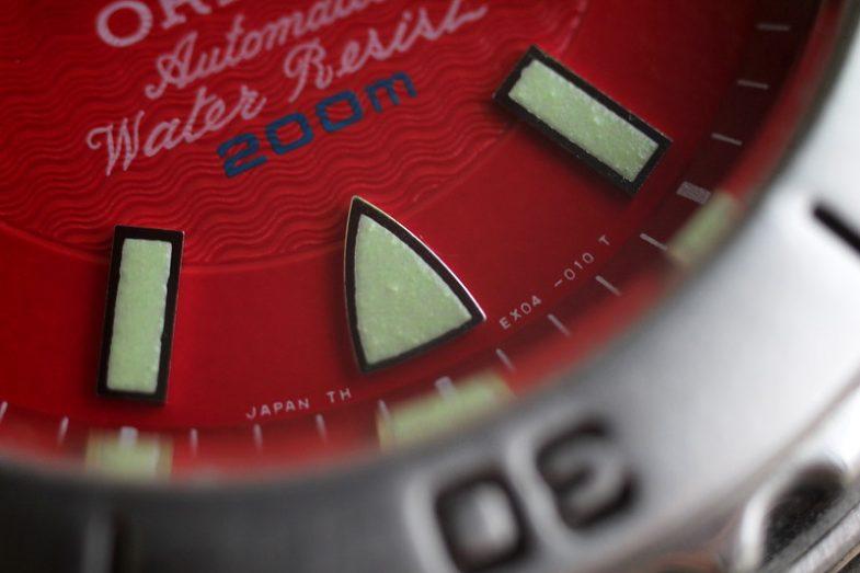 Обзор часов Orient Red Beast