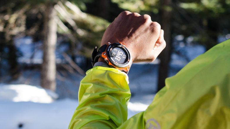 смарт-часы Casio Pro Trek