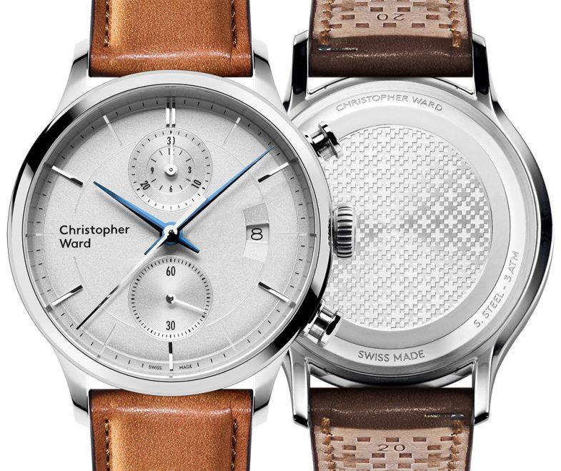 2 новых Malvern от Christopher Ward