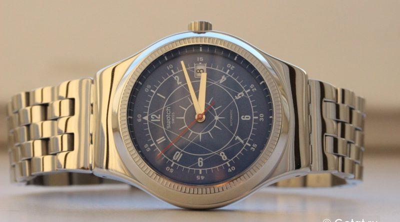 Swatch Sistem 51 Irony - обзор революционных часов