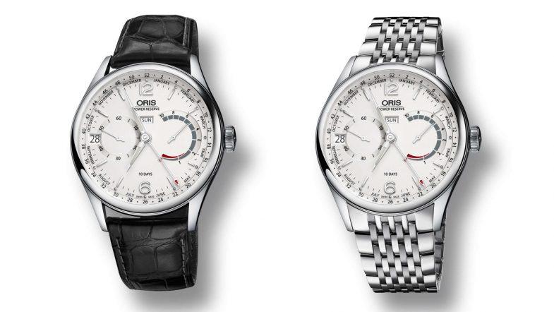 Oris Artelier Calibre 113 часы