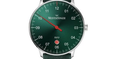 MeisterSinger Neo раздались до plus-size