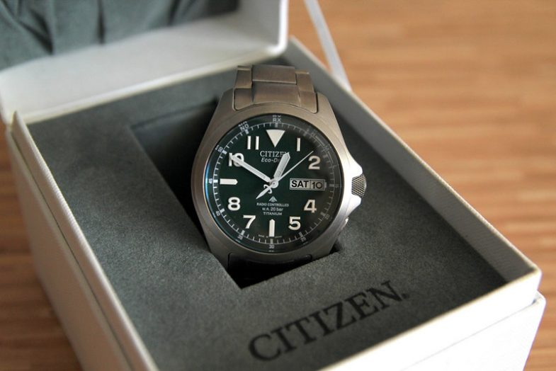 Citizen Promaster Eco-Drive - обзор часов