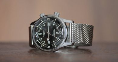 Обзор часов Longines Legend Diver
