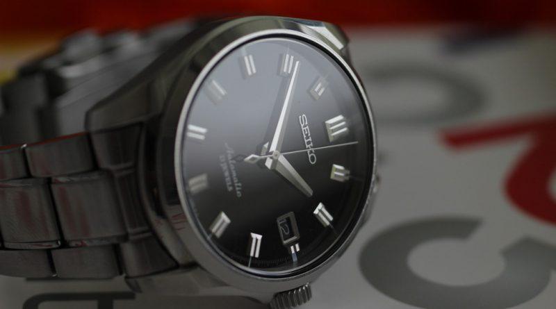 Обзор часов Seiko SARB 021