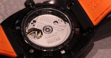 Российские часы Ракета с мануфактурным механизмом - мини-обзор