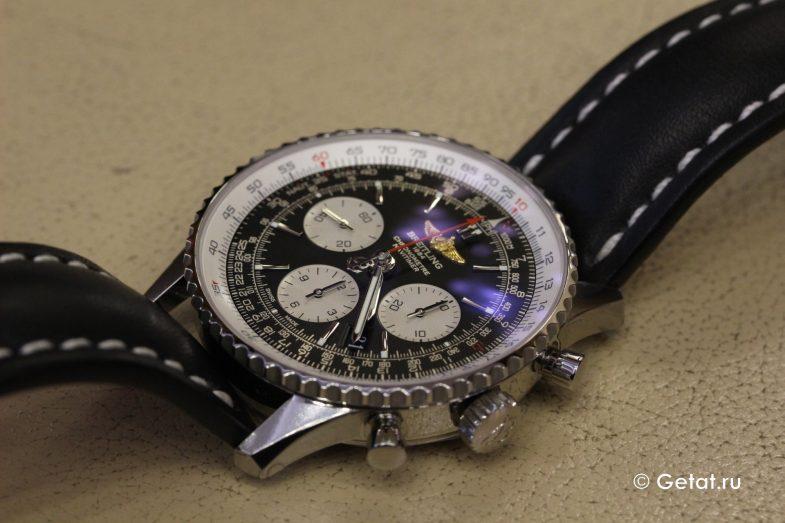 breitling navitimer часы