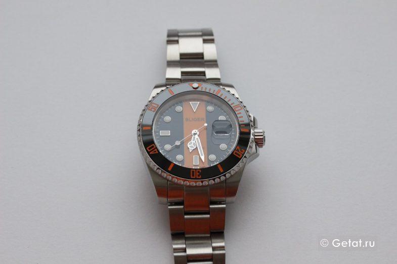 часы Parnis или Bliger
