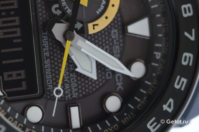 Обзор двух G-Shock Gulfmaster - экстрим и функции