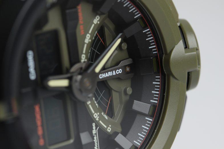 Casio G-SHOCK GA-500K Chari