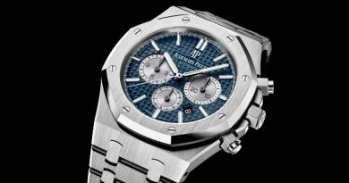 Новинки 2017 - Audemars Piguet Royal Oak Chronograph