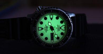 Обзор часов Citizen NY0040-09W