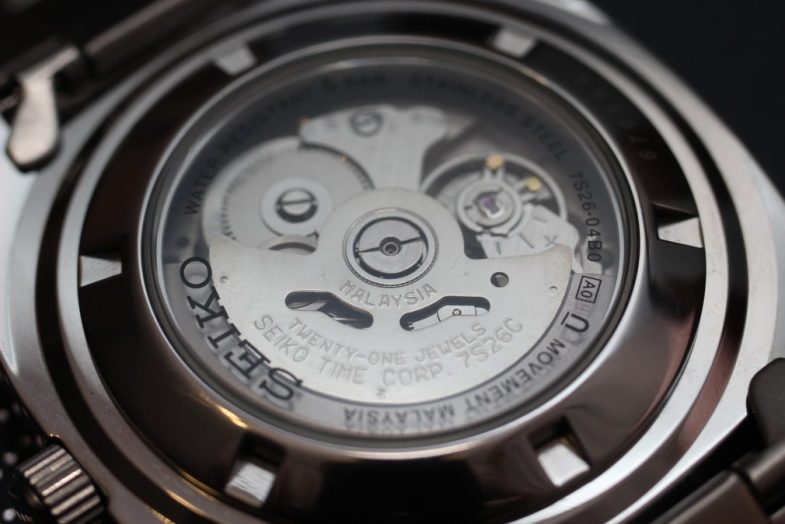Обзор часов Seiko SNKM 97