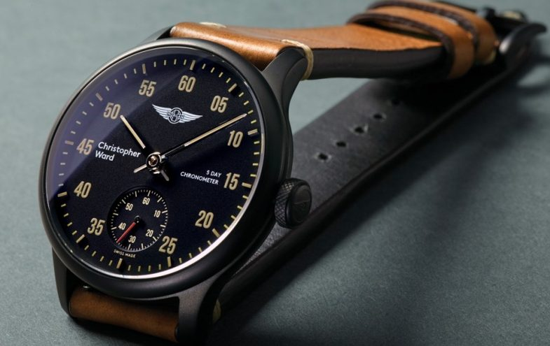 Christopher Ward и Morgan выпустили часы