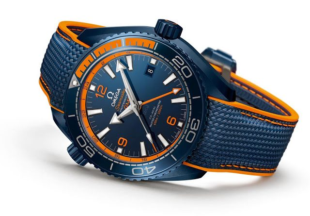 "Omega - Seamaster Planet Ocean ""Big Blue"""
