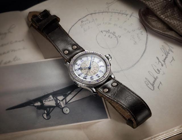 Longines - Lindbergh Hour Angle Watch 90th Anniversary