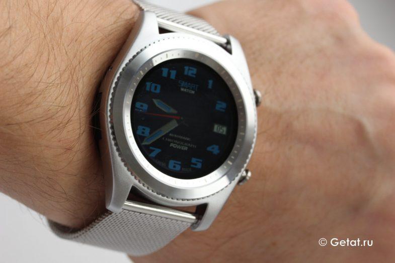 Обзор смартчасов No.1 S9 с NFC