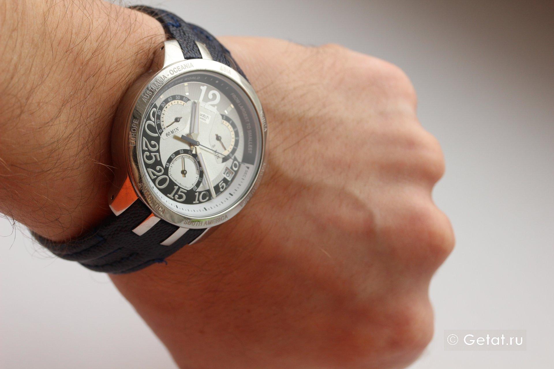 Сколько стоят часыswatch