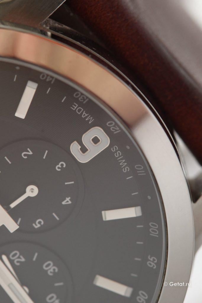Обзор часов Tissot T-Sport PRC 200 Automatic Chronograph